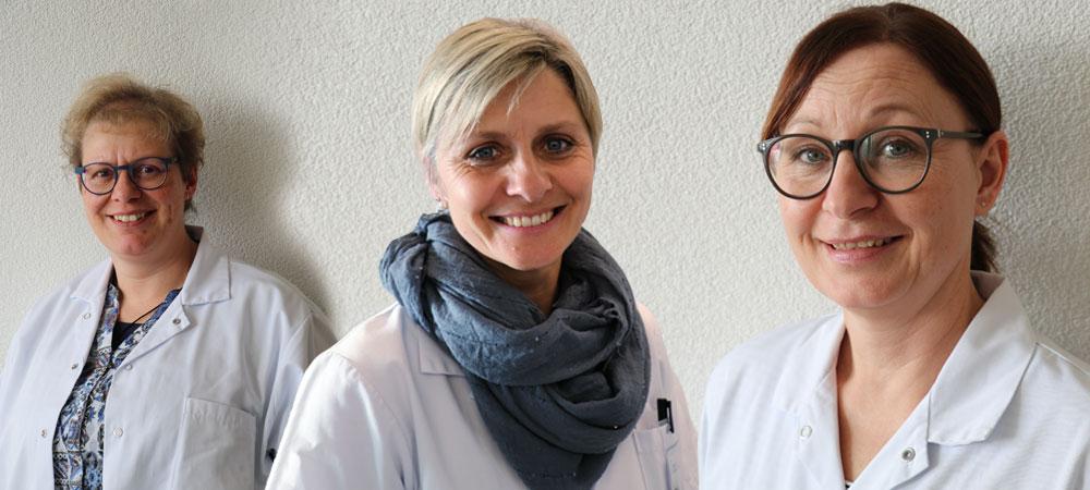 Urologie Appenzellerland, Team Herisau