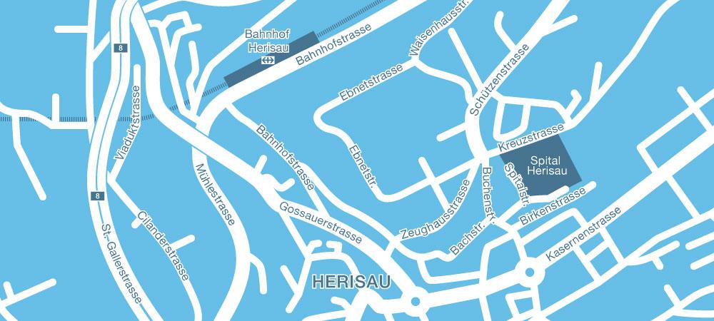 urologie_appenzellerland_herisau-map